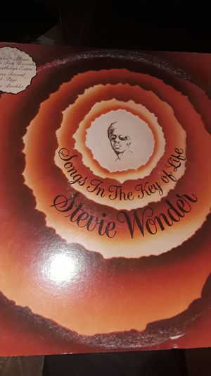STEVIE WONDER Songs In The Key Of Life for Sale in Mesa, AZ