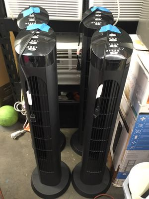 PESESTAL FANS $18 EACH for Sale in Downey, CA