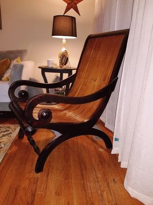 Pier One Bamboo Chair for Sale in Portland, OR