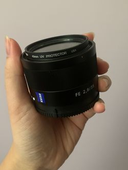 Sony Sonnar T* FE 35mm f/2.8 ZA Lens for Sale in Centreville,  VA