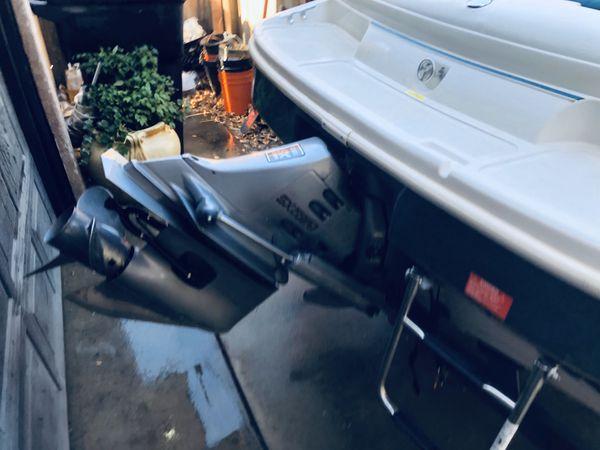 boat 1997 glastron se 175 inboard out board v6 for sale in modesto  ca