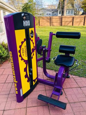 Back Extension - Gym Equipment - Commercial - Heavy Duty - Lower Back - Fitness - Workout - Bench for Sale in Downers Grove, IL