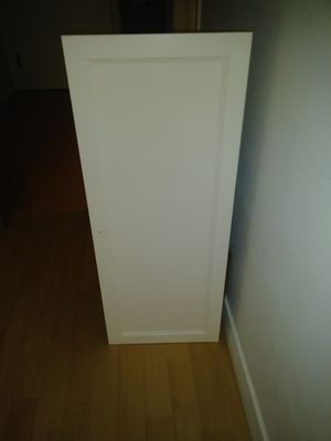 2 Ikea 38 inch door in white for Sale in New York, NY