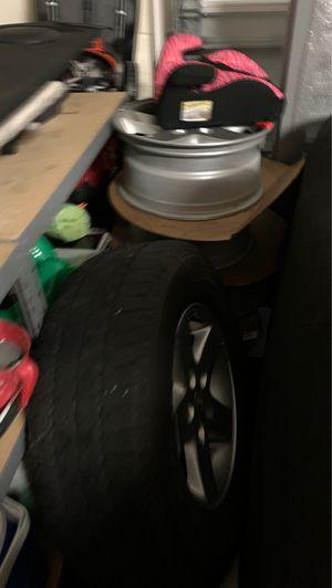 2016 Jeep JKU wheels for Sale in Apopka, FL