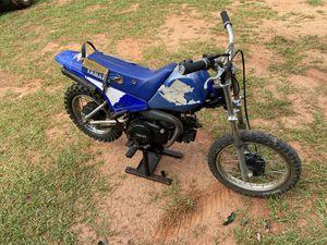Yamaha pw80 2 stroke dirt bike for Sale in Gainesville, GA