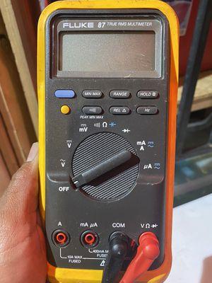 Fluke meter. for Sale in Lancaster, TX