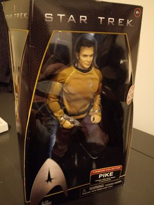 Captain Pike Action Figure Star Trek Command Collection for Sale in Yonkers, NY