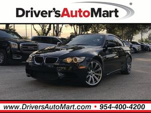 2011 BMW M3 for Sale in Davie, FL