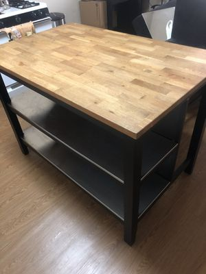 Kitchen Island Ikea (Stenstorp) for Sale in New York, NY