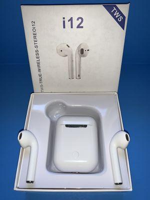 EarPods i12 Mini WHITE for Sale in Los Angeles, CA