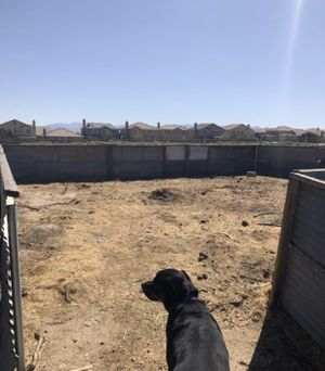 50 x 50 corrugated steel garden for Sale in Hesperia, CA