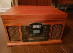 Crosley Turntable, Radio, CD and Cassette Unit CR2405A for Sale in New Port Richey, FL