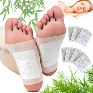 Foot Pads: 100 Relief Foot Pads and 100 Adhesive Sheets for Removing Impurities, Relieve Stress Improve Sleep for Sale in Garden Grove, CA