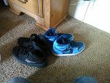 Size10 1/2 air Jordans size 9 Nike AIR for Sale in Murray, UT