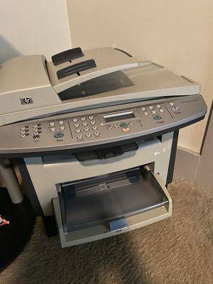 Office laser jet printer pro 3055 for Sale in Denver, CO
