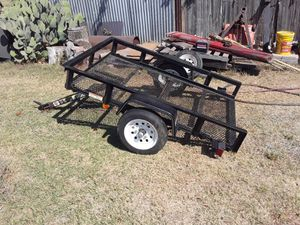 Carry on 4×7 utility trailer for Sale in Fort Worth, TX