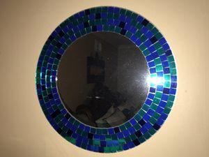 Round wall mirror for Sale in Pomona, CA