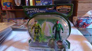Green Lantern Hal Jordan & Sinestro Figures for Sale in Phoenix, AZ
