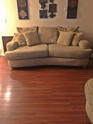 Sofa & Love Seat 2 pcs set... for Sale in Compton, CA