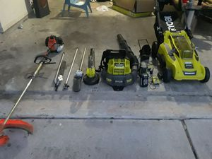 Lawn equipment for Sale in Fresno, TX
