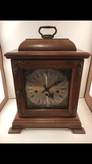 Antique Hamilton westminster clock for Sale in Moreland Hills, OH