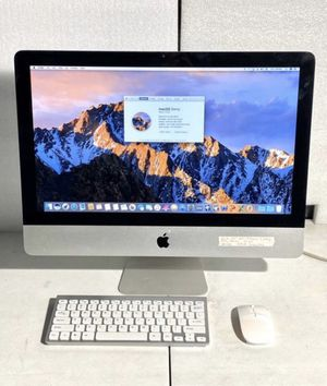 Golden Deal! Apple iMac 21.5in. Mid 2011 MC309LL/A 8G 500GB Quad Core i5 2.5GHz with Wireless Keyboard and Mouse (Firm Price) for Sale in Dallas, TX