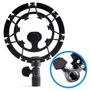 NEW F/S Auphonix Aluminum Shock Mount (Black, Compatible With Blue Yeti Mic) for Sale in Seattle, WA