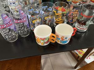 Collectible glasses for Sale in Angier, NC