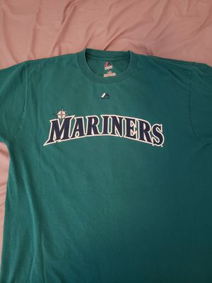 Ken Griffey Jr. Majestic T-shirt size Large for Sale in Medford, MA