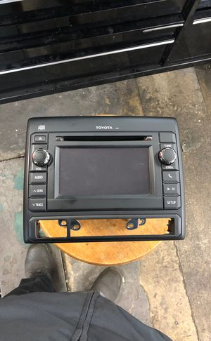 Car radio for Toyota Tacoma for Sale in Arlington, VA