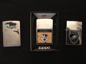 NFL Zippo Lighters for Sale in Greenville, SC