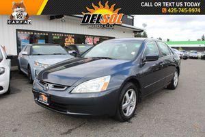 2004 Honda Accord Sdn for Sale in Everett, WA
