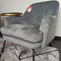 NEW, SILVER Accent Chair, SKU# TCA3000235 for Sale in Westminster,  CA