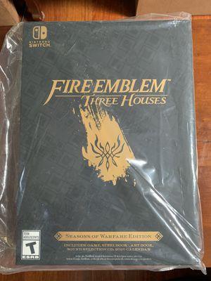 Fire Emblem Three Houses Seasons of Warfare Edition Nintendo Switch Brand New & Sealed! for Sale in Huntington Beach, CA