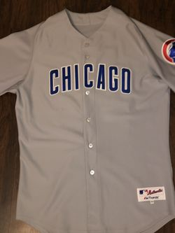 Mark Prior Chicago Cubs Majestic Away Jersey Sz 48 for Sale in Chicago,  IL