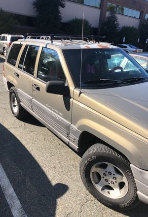 1997 Jeep Grand Cherokee for Sale in North Chesterfield, VA