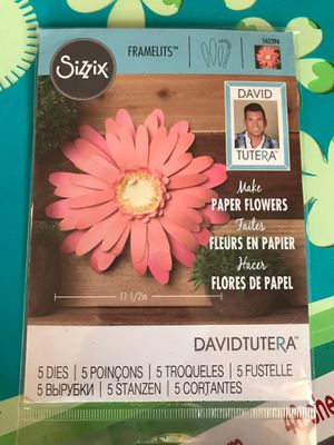 Sizzix large Daisy for Sale in Pueblo, CO