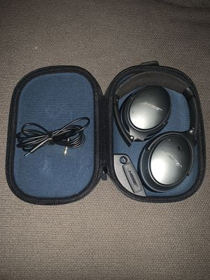 Bose QuietComfort 25 Acoustic Noise Cancelling Headphones for Sale in Fresno, CA