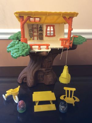 Vintage 1970s Weeble Wobble Tree House for Sale in Centreville, VA