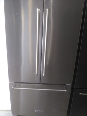 Black stainless steel kitchen aid home and kitchen appliances for Sale in San Luis Obispo, CA
