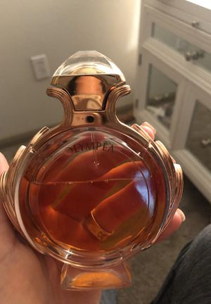 Olympea perfume used and new lotion for Sale in Houston, TX