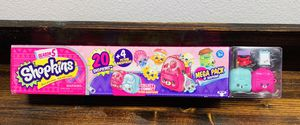 Shopkins Season 5 Mega Pack - New - 20 Shopkins for Sale in California City, CA