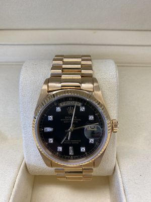 Rolex President 36mm Diamond Dial for Sale in Coral Gables, FL