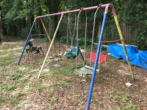Free Swing Set for Sale in Forest Park, GA