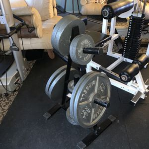 Olympic Weight Set for Sale in Everett, WA