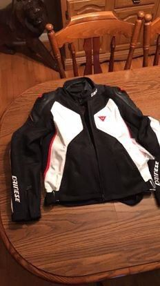 Dainese motorcycle Jacket for Sale in Cary, NC