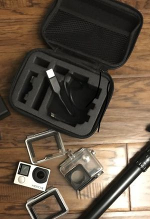 GoPro Hero 4 Silver with case for Sale in San Jose, CA