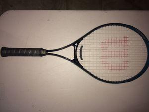 Wilson Tennis Racket Pro Matrix 110 for Sale in Olivette, MO