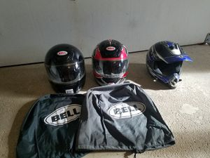Motorcycle / ATV helmets for Sale in Sheridan, IL