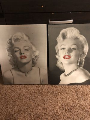 Marilyn Monroe Portraits Canvas Art for Sale in Scottsdale, AZ
